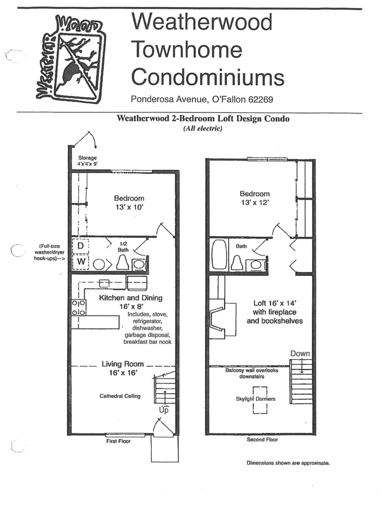 Weatherwood Townhomes Condominiums