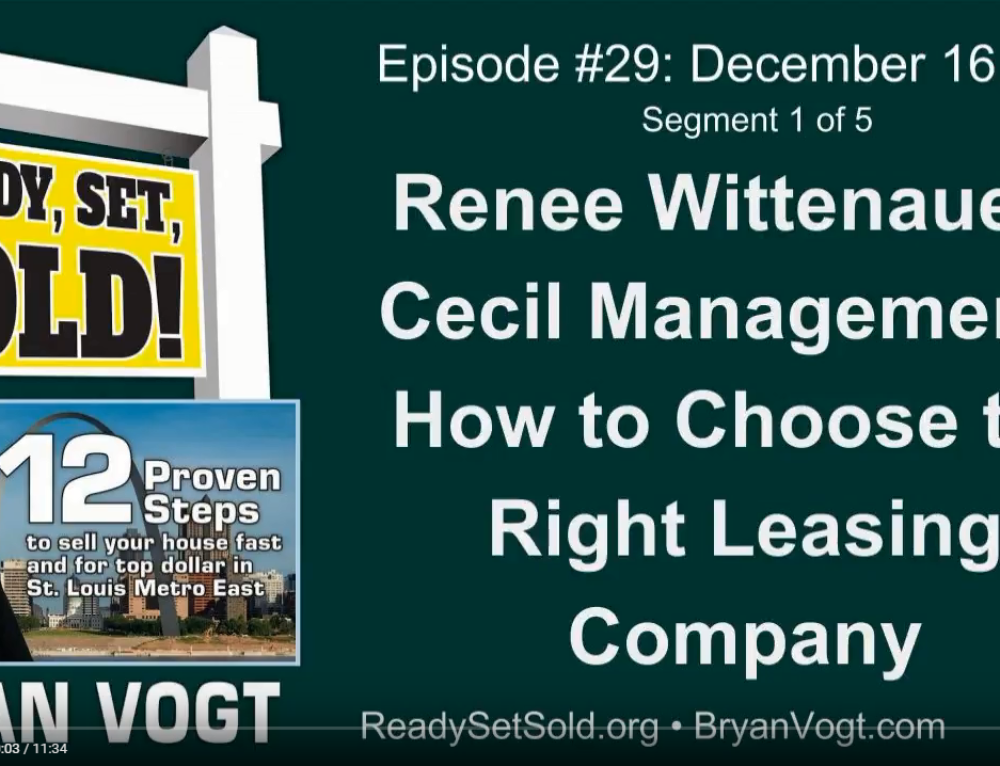 Renee Wittenauer of Cecil Management: How to choose the right leasing company